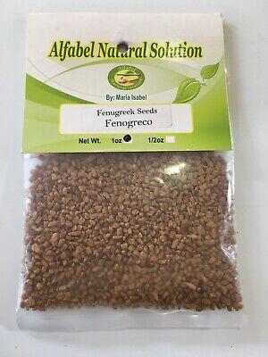 Fenogreco 1oz Hierbas Mexicanas Fenugreek Seeds 1oz Herbs Herbal Teas - Fenugreek Seed Tea