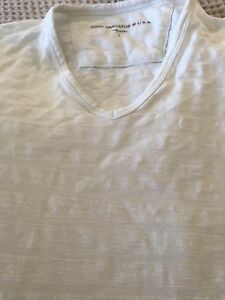 John Varvatos t shirt sz large