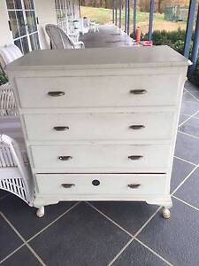 Large queen anne tallboy Royalla Queanbeyan Area Preview