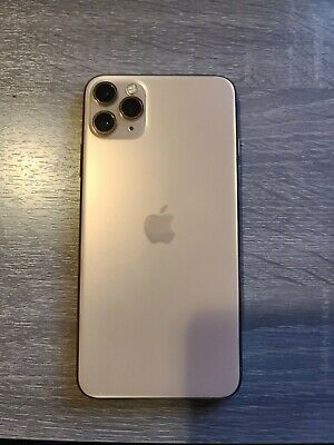 Apple iPhone 11 Pro Max - 64GB - Gold (Unlocked) A2161 (CDMA   GSM)