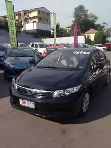 Honda Civic 2012 VTi Auto 9th Gen Ser II Bankstown Bankstown Area Preview