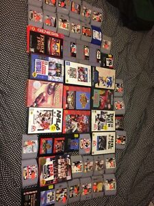 Old generation games lot