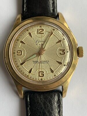 Onsa Super-Automatic 17 Jewels Vintage Watch Circa 1940s