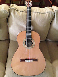 Tomas Delgado Hauser Brazilian Rosewood Classical Guitar Candelas