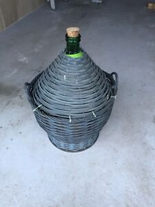 54-Litre Demijohn Glass Bottles