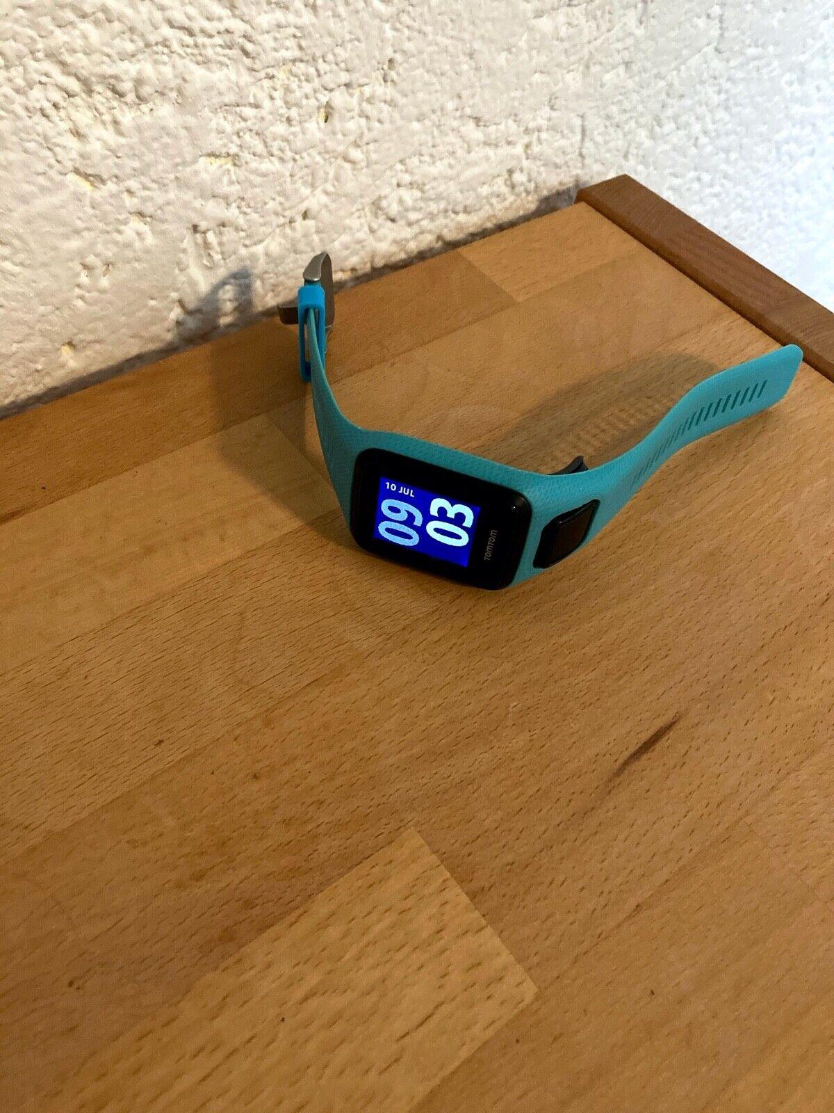 TomTom Runner 2 Cardio + Musik GPS Uhr,