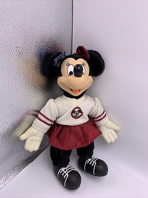 VTG Applause Mickey Mouse Club Minnie Disney Plush WITH TAG BX 52