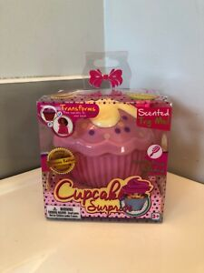 Cupcake Surprise Princess Doll Toy