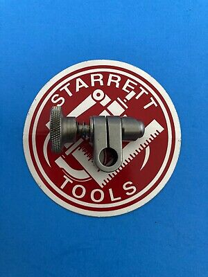 Starrett Clamp For Indicator Hole Sizes 14 And 516