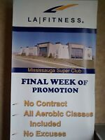 Deals on memberships at LA Fitness!!!