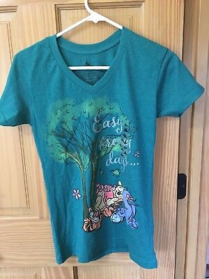 Nwt Disney Store Women Winnie The Pooh And Friends Tee Shirt Top Xs M