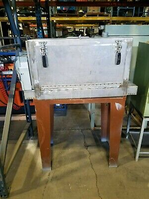 Conley Electric Steam Cabinet Oven Wax Steam Out Dewaxing Lost Wax