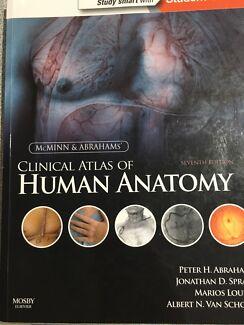 Anatomy text book