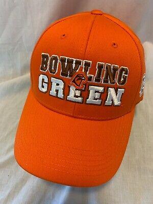 BOWLING GREEN FALCONS NCAA TOP OF THE WORLD TEAMWORK ADJ SNAPBACK OSFM NWT Bowling Green Falcons Top
