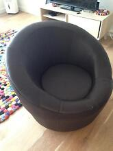 Funky swivel bucket chair North Sydney North Sydney Area Preview