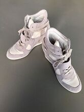 ASH Ladies Wedge Sneakers - size 39 Brunswick Moreland Area Preview