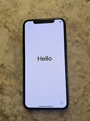 Apple iPhone 11 Pro, 256GB, Space Gray, Unlocked AT&T
