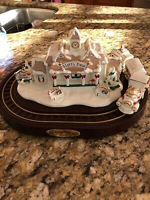 2002 Avon Holiday express Christmas train display for sale  Hollywood