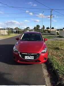 2015 Mazda 2 skyactive auto Meadow Heights Hume Area Preview