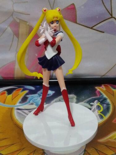 Sailor Moon Anime Heroine PVC Figure Sailor Moon Toy Figurine 18cm