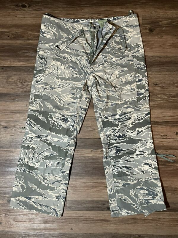 US Air Force Wet Weather Environmental Trousers Pants All Purpose XL-short