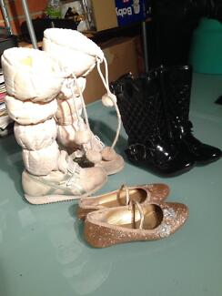 Girls Shoes size 9 - 12
