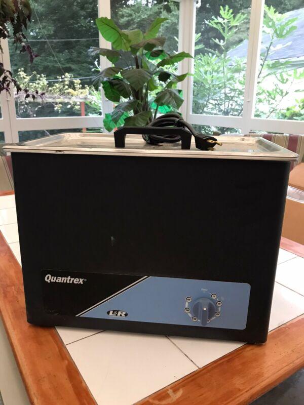 L&R Quantrex Q310 Ultrasonic Cleaner