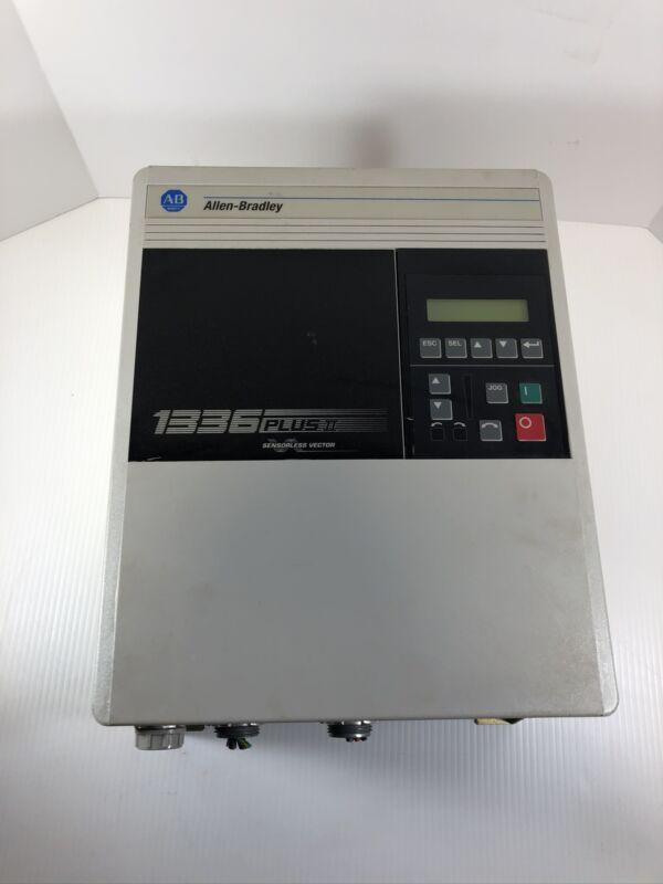 Allen-Bradley 1336 Plus II Sensorless Vector Drive
