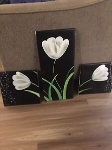 Art canvases 5$
