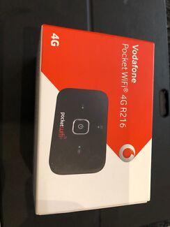 Pocket WiFi for Vodafone