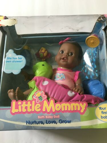 Mattel (2004) Fisher Price Little Mommy Bath Baby Doll Set