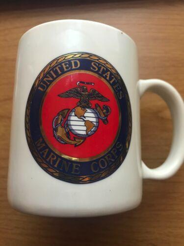Ceramic Mug / Coffee Cup with United States Marine Corps Logo