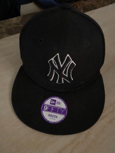 NY Yankees Boys Snapback Hat