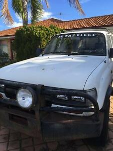 1991 80 Series Toyota LandCruiser Wagon Warnbro Rockingham Area Preview