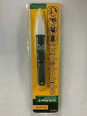 New Genuine Fluke Voltalert Pocket-sized Voltage Detector 1ac-a1-ii Sealed