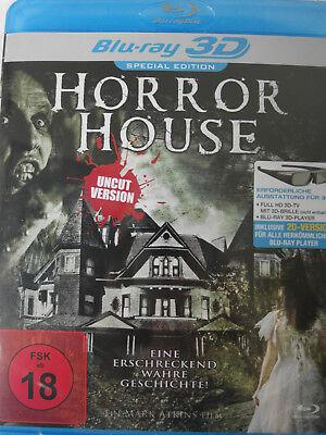 Horror House 3D - Uncut - Geister, Gespenster, schrecklichster Ort in Amerika