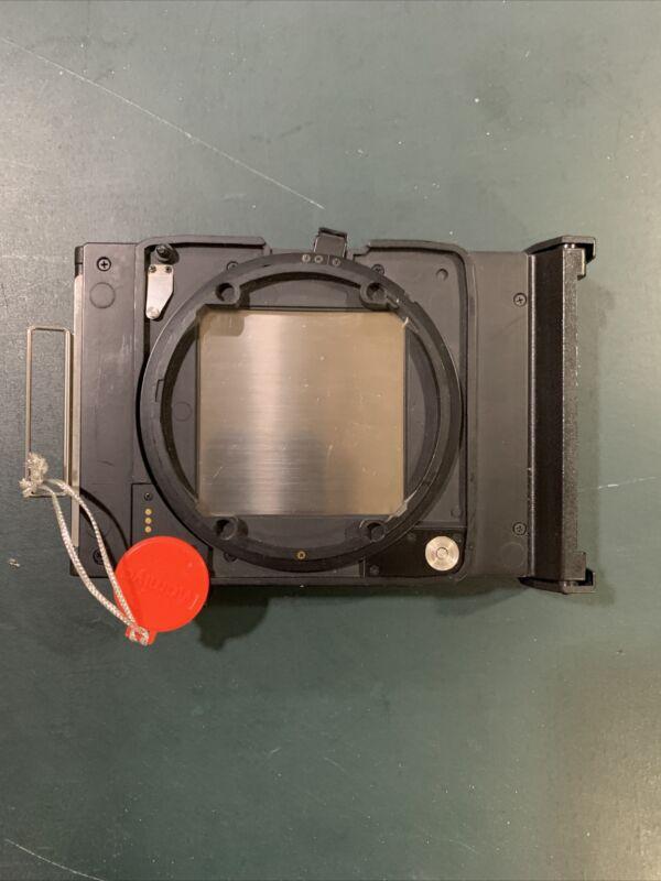 Mamiya RZ67 Polaroid Back
