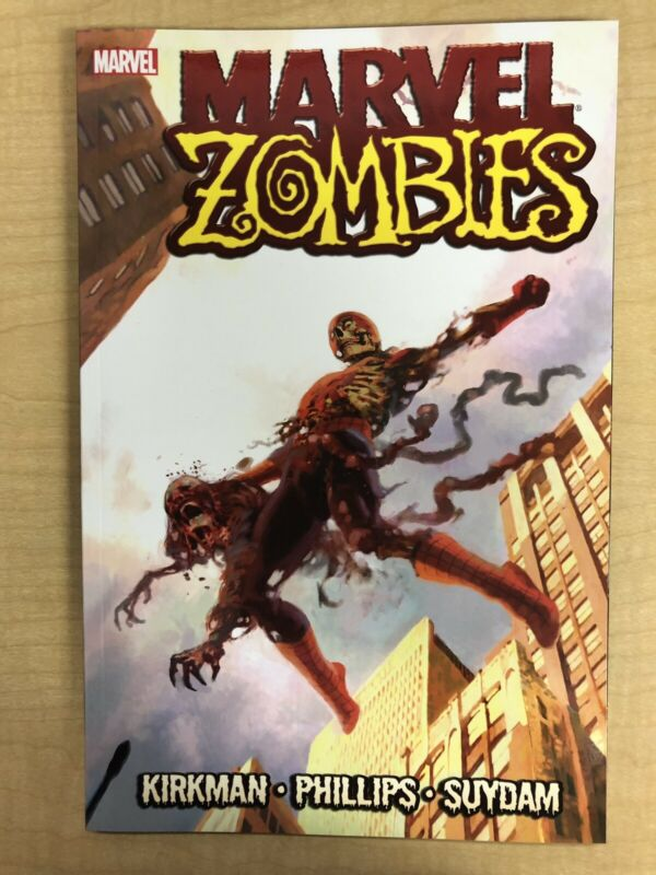 Marvel Zombies TPB - TP GN - Robert Kirkman - Free Shipping Available