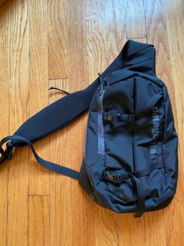 Patagonia Atom 8 Sling Shoulder Bag Black