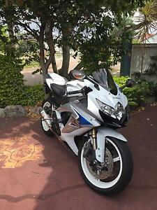 2008 GSX-R 600 limited edition for sale Sunnybank Hills Brisbane South West Preview