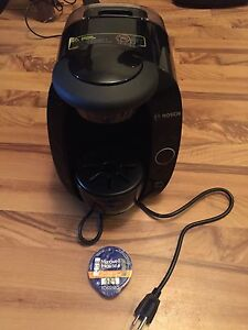 Coffee maker bosco tassimo