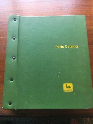 Vintage John Deere 6000 Hi-boy Parts And Technical Manuals