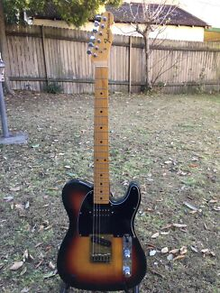 Fender Telecaster Keith Richards tribute Japan