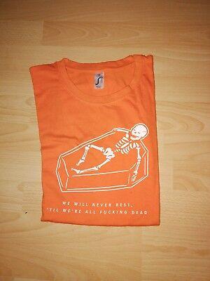 Impericon Merchandise Größe Medium Sols Wie Neu! Halloween Orange ()