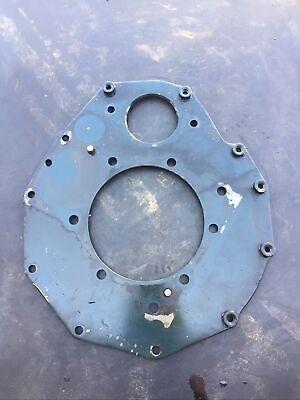 Kubota D750 D 750 3 Cylinder B7100 Bell Housing Starter Plate... W27
