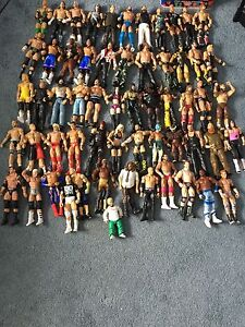 WWE action figures (very good price)