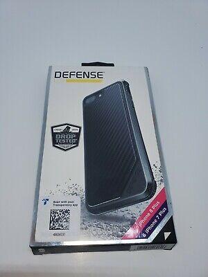 Defense Lux Series X-Doria iPhone 8 Plus & iPhone 7 Plus Case  - Military Grade