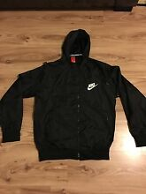 Men's Nike windrunner jacket large black new! Free shipping Meadow Heights Hume Area Preview