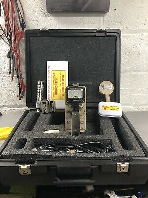 Ludlum Model 3 Gamma Survey Meter