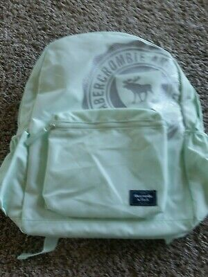 Abercrombie and fitch backpack